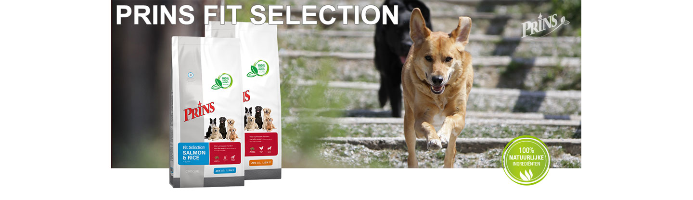 Prins Fit Selection hondenvoer