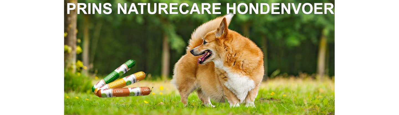 Prins NatureCare hondenvoer