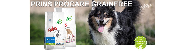 Prins ProCare Grainfree hondenvoer