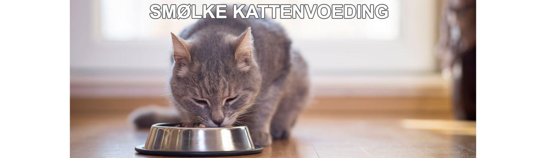 Smølke kattenvoer