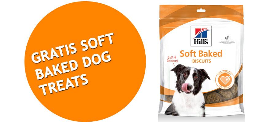Hill's Soft Baked Dog Treats