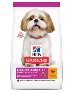 Hill's Science Plan Hond Mature Adult Small&Mini Kip 6kg