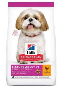 Hill's Science Plan Hond Mature Adult Small&Mini Kip