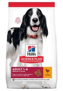 Hill's Science Plan Hond Adult Medium Kip