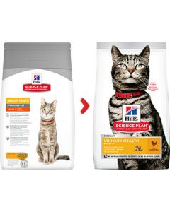 Hill's Science Plan - Feline Adult - Urinary Health - Kip