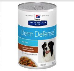 Hill's Derm Defense hond stoofpotje Kip & Groenten