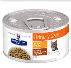 Hills urinary care kat