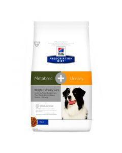 Hill's Metabolic + Urinary Hond 2kg