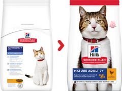 Hill's Science Plan - Feline Mature Adult 7+ kip / tonijn