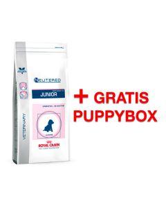 Royal Canin VCN - Medium Dog Neutered Junior 4kg