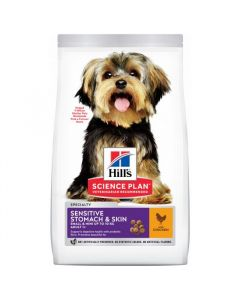 Hill's Science Plan Hond Adult Sensitive Stomach&Skin Small&Mini 6kg