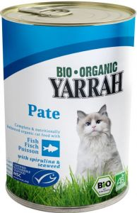 Yarrah Cat Blik Pate 400gr