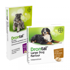 Drontal Ontworming Hond