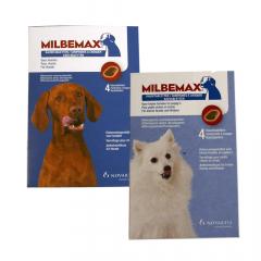 Milbemax Ontworming Hond Kauwtabletten