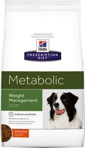 Hill's Metabolic Hond 12kg