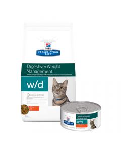 Hill's w/d Digestive kat