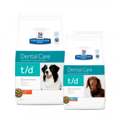 Hill's t/d Dental Care Hond