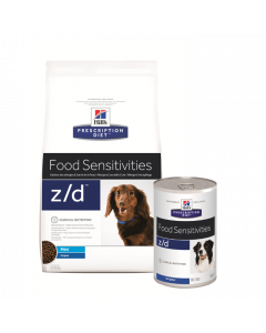 Hill's z/d Food Sensitivities Hond