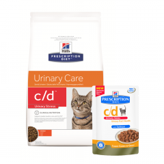 Hill's c/d Urinary Stress Kat