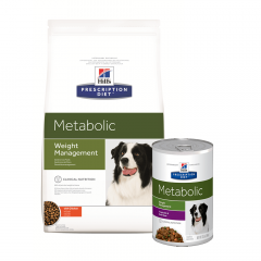 Hill's Metabolic Hond