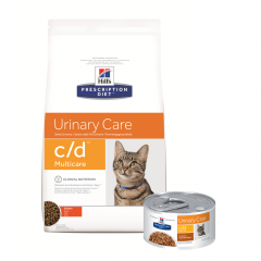Hill's c/d Urinary Care Kat