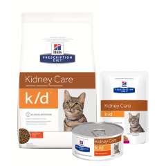 Hill's k/d Kidney Care Kat