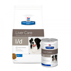 Hill's l/d Liver Care Hond