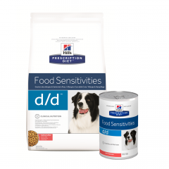 Hill's d/d Food Sensitivities Hond