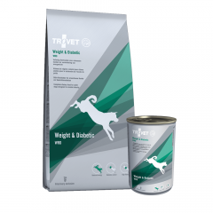 Trovet Weight & Diabetic WRD Hond