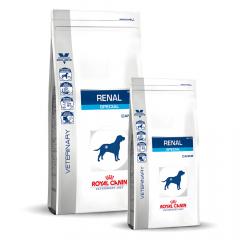Royal Canin Renal Special Hond grote en kleine verpakking