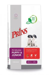 Prins Fit Selection Hond Puppy&Junior
