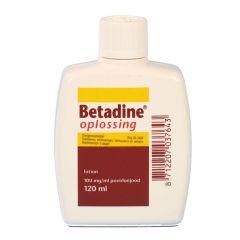 Betadine Jodiumoplossing