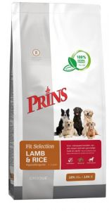 Prins Fit Selection Hond Lam&Rijst Hypoallergic