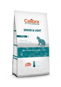 Calibra Cat Hypoallergenic Senior/Light