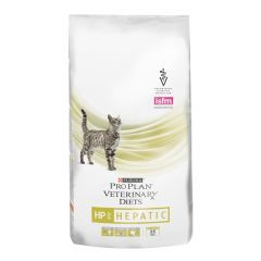 Purina Pro Plan Veterinary Diets HP Hepatic Kat 1,5kg