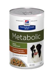Hill's Metabolic Hond Stoofpotje Kip & Groenten