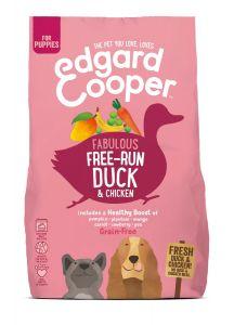 Edgard & Cooper Droog Puppy Eend&Kip