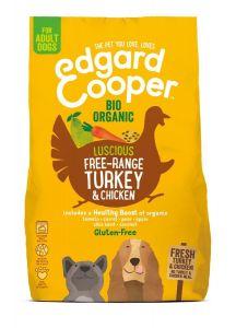 Edgard & Cooper Droog  Bio Kalkoen & Kip
