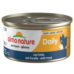 Almo Nature Daily Menu Cat Chunks 85gr