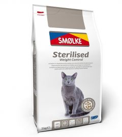 Smølke Adult Sterilized Weight Control 2kg