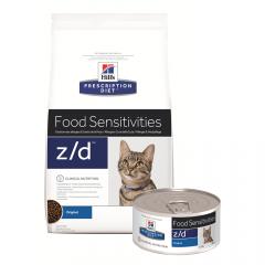 Hill's z/d Food Sensitivities Kat