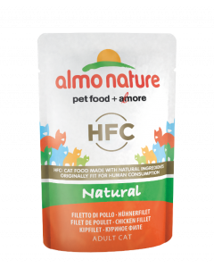 Almo Nature HFC Cat Pouch 55gr