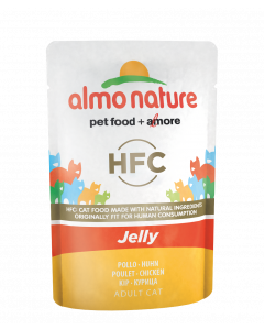 Almo Nature HFC Cat Jelly Pouch 55gr