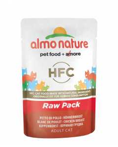 Almo Nature HFC Cat RP Pouch 55gr