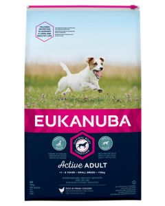 Eukanuba Dog - Active Adult Small