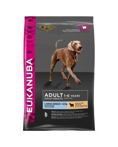 Eukanuba Dog - Adult Large - Lamb & Rice