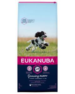 Eukanuba Dog - Growing Puppy Medium