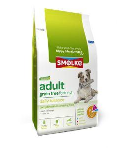 Smølke Adult Hond Graanvrij
