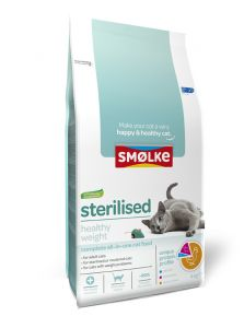 Smølke Adult Sterilized 4kg