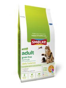 Smølke Adult Graanvrij kat
